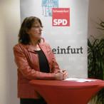 MdL und Stadträtin Kathi Petersen